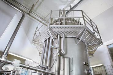 Korozivzdorná ušlechtilá ocel v oblasti pivovarnictví