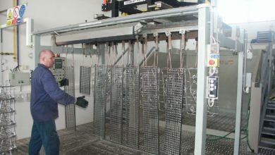 Elektrolytické leštění nerezu v ACO Industries Přibyslav