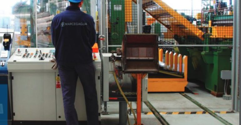 Marcegaglia Specialties:</br>špička v oblasti ušlechtilé oceli