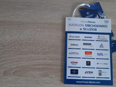 FocusNerez-</br>Katalog obchodníků</br>a služeb 2021 – </br>Aktualizované vydání