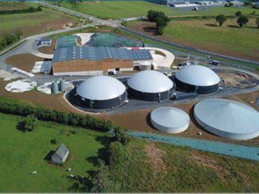 Francouzská biometanová stanice od Weltec Biopower